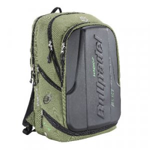 MOCHILA BULLPADEL TECH BACKPACK MILITAR